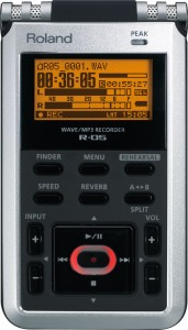 Roland-R05-recorder